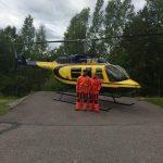 Henri, Päivi, Rotorway, helikopteri